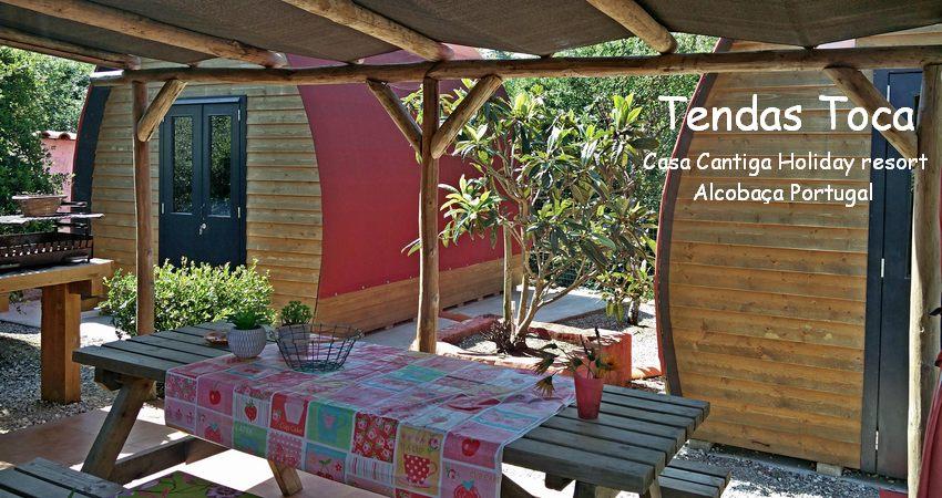 Glamping em alcobaça - férias em família _Tents Toca