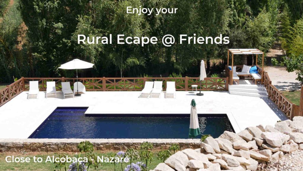 Escape Rural Portugal Nazaré_férias na Costa de Prata
