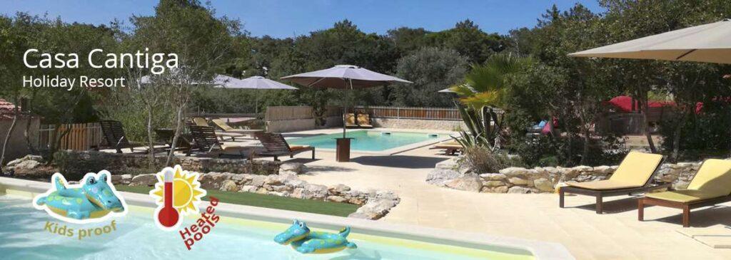 Family Holiday Eco Resort Casa Cantiga_Alcobaça