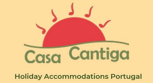 logo casa cantiga holiday accommodations